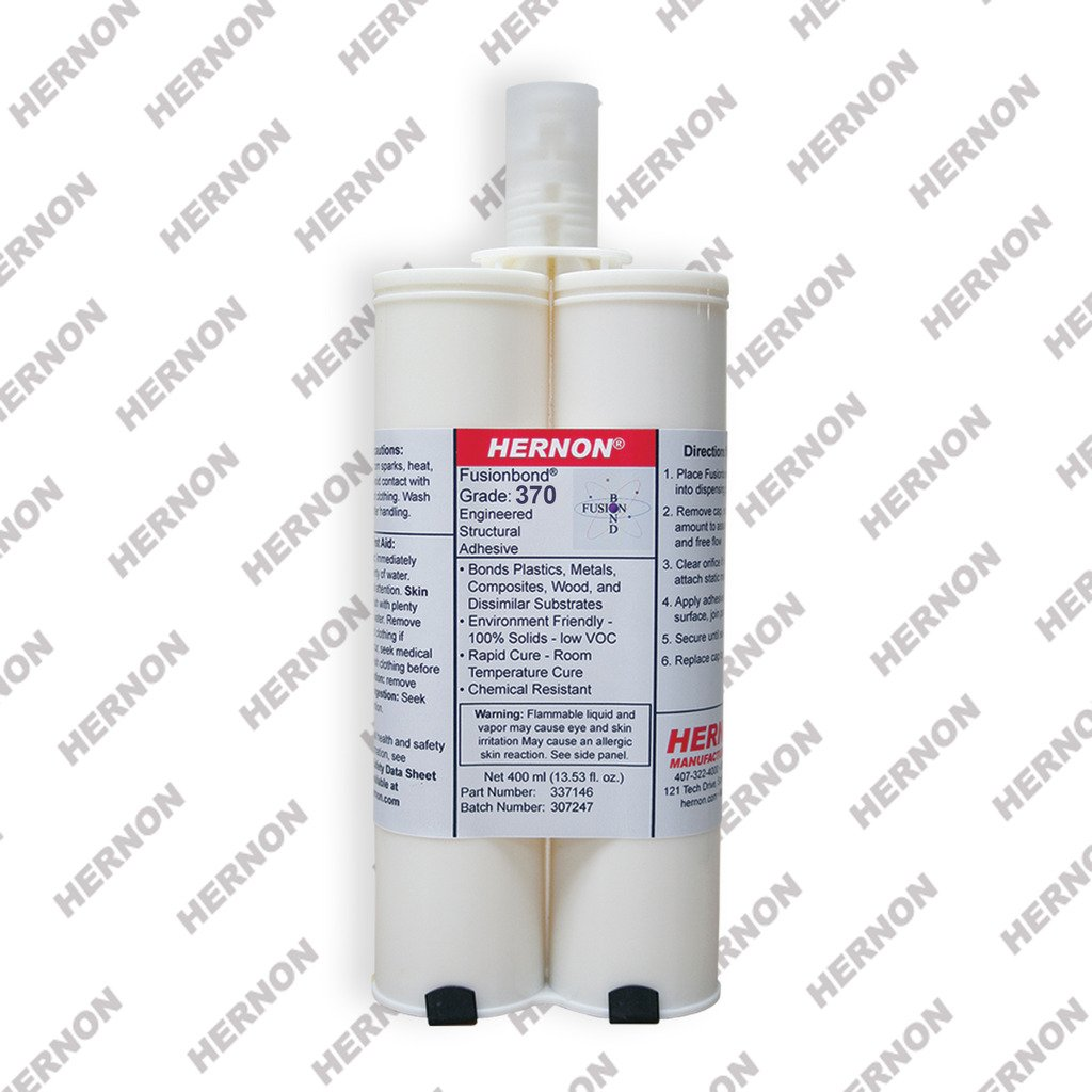 Hernon Fusionbond 370 Structural Adhesive - 50 ml