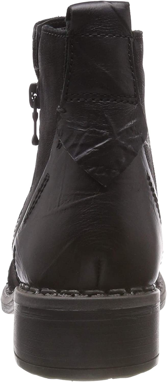 Josef Seibel Selena 08, Botines para Mujer Negro Schwarz 100 NQcdr