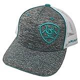 Ariat Brand Youth Turquoise Signature Logo Snapback Hat - 1517833