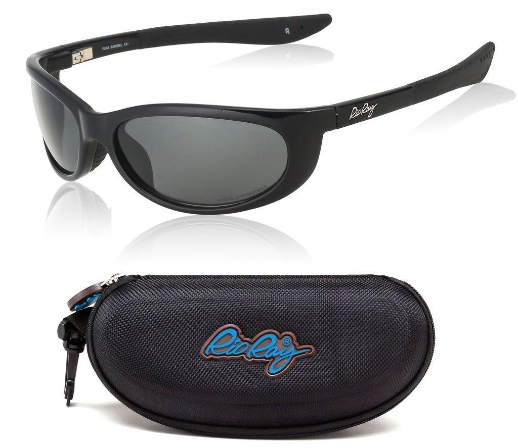Rio Ray Polarized Sunglasses RX Prescription Ready Indestructible TR90 Frame – Sanibel