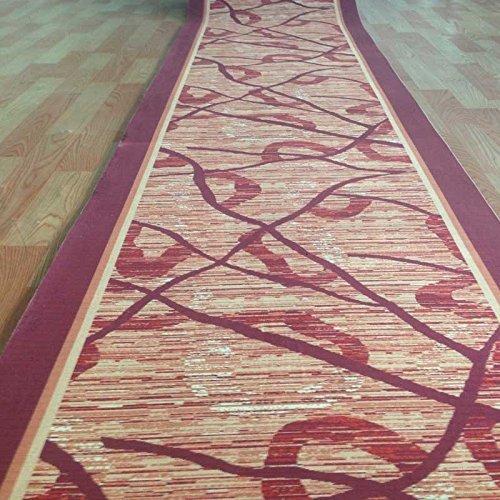 HOMEE 3D Carpet Lounge Corridor Corridor Corridor Hotel Corridor Mat Family Mattress Carpet,Abstract Painting,50 X 80 Cm