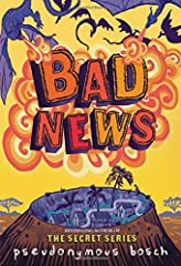 The can't-miss final installment of beloved author Pseudonymous Bosch's bestselling Bad Books trilogy, now in paperback!Sometimes plans go bad. A dragon preserve in the middle of the desert? It can only mean one thing. Ariella, known to be the last d...