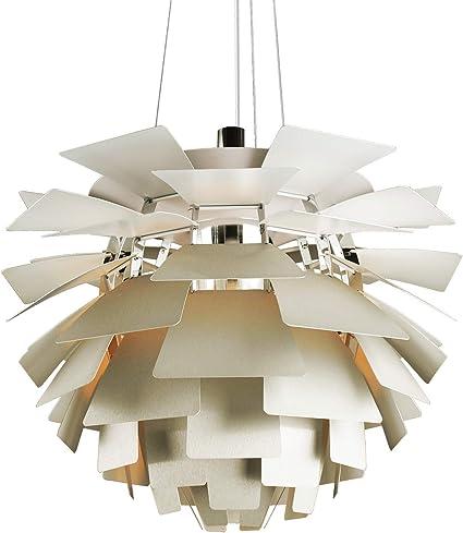 Artichoke Pendant Light Silver Amazon Com