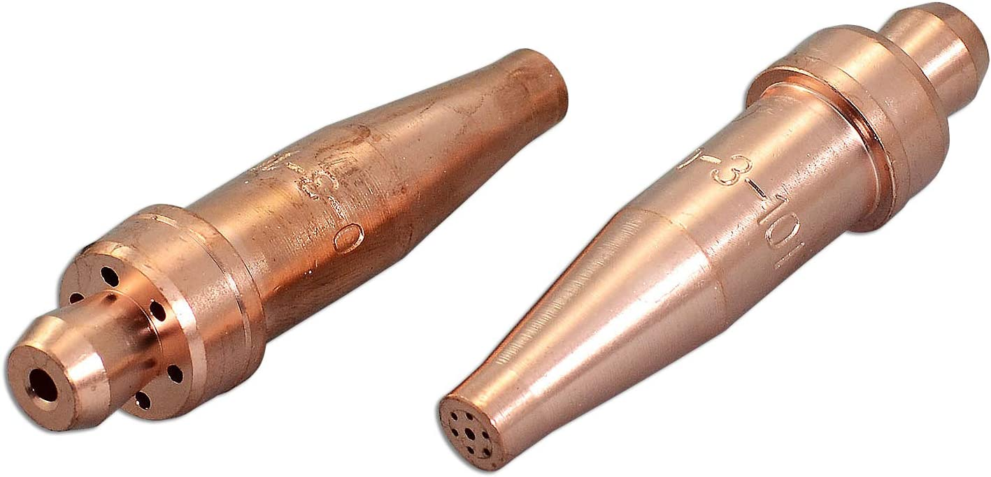 5 Acetylene Cutting Torch Tips 0-3-101 FITS VICTOR New!