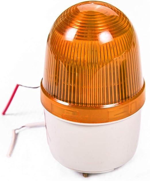 NSEE G506SB 220V AC LED Bulb Alarm Strobe Lamp Light Gate Opener Waterproof IP67