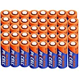 23A A23 MN21 VR22 L1028 12V Alkaline Batteries 50mAh Count Pcs (40)