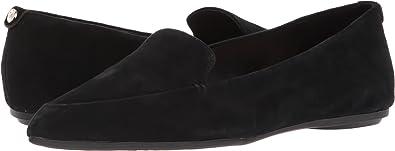 da24d1940b6 Amazon.com  Taryn Rose Women s Faye Silky Suede Loafer Flat  Shoes