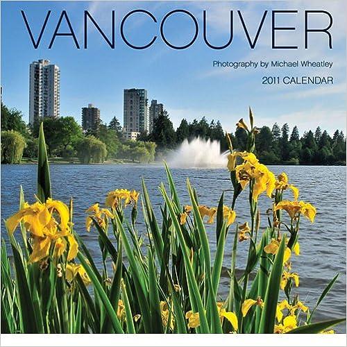 2011 Vancouver - Mini Calendar
