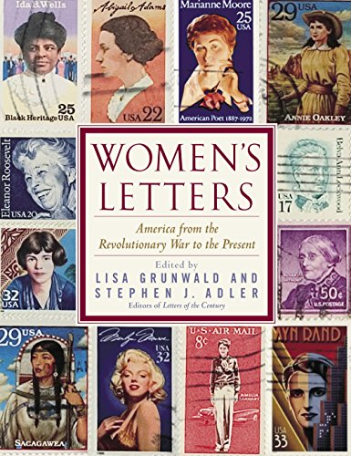 Women's Letters: America from the Revolutionary War to the Present -