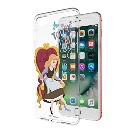 the best attitude e90a6 eb279 MTT Officially Licensed Disney Princess Printed Soft Back Case Cover for  Apple iPhone 6s & 6 (Princess 1)