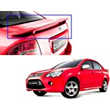 Auto Pearl - Premium Quality OE Type Car Spoiler For - Ford Fiesta Classic (Paprika Red)