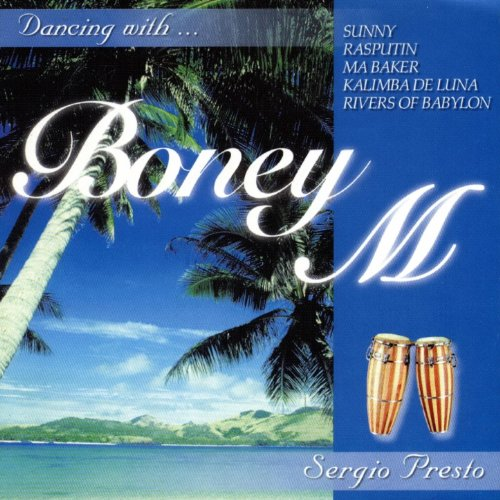 Boney M. Boney M Dancing In The Streets - Rasputin