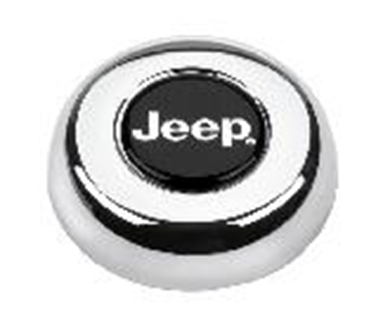 Grant 5695 Chrome Button-Jeep