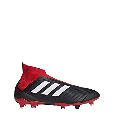 check out 33034 78bba Amazon.com  adidas Mens Predator 18+ FG Firm Ground Soccer Cleats  Soccer