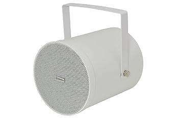 Adastra Proyector de Sonido 25 W - Blanco: Amazon.es: Electrónica