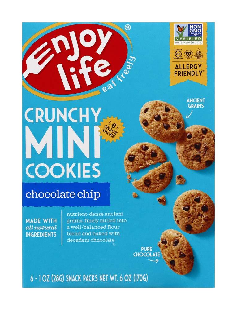 Enjoy Life Chocolate Chip Cookie Recipe