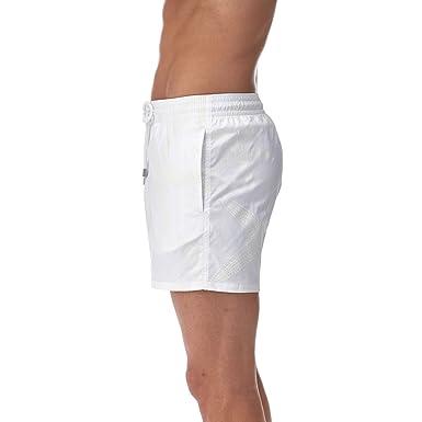 eb143998fb Vilebrequin T-Shirt Col Rond en Jersey de Coton Pima Uni - Homme ...