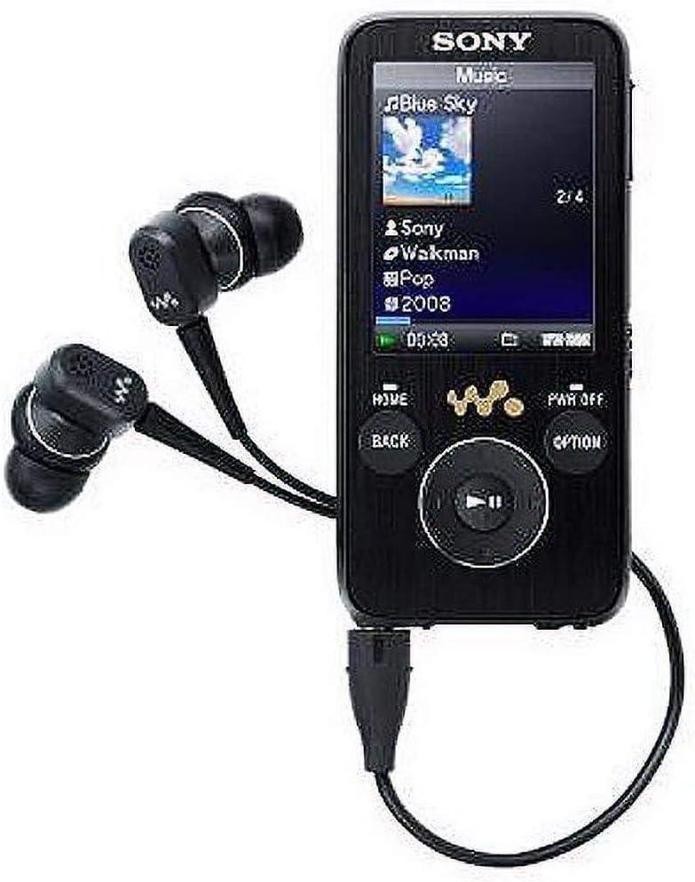 Sony Nwz S738f 8gb Fm Radio Mp3 Player James Bond 007 Limited Edition Schwarz Audio Hifi