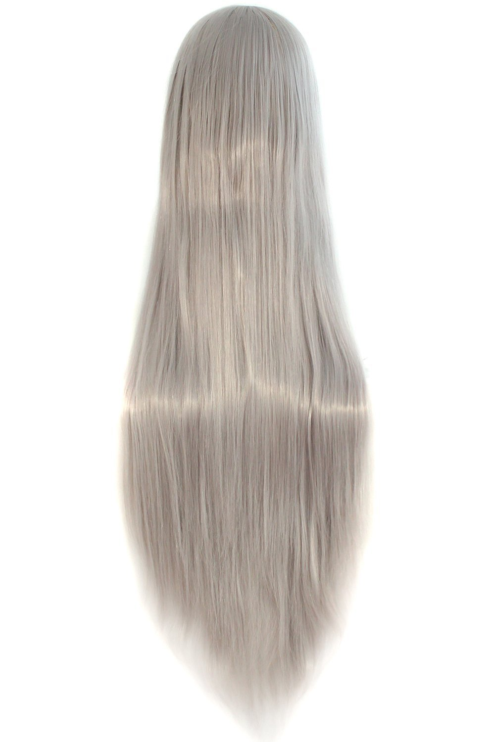 Purple MapofBeauty 32 80cm Long Straight Anime Costume Cosplay Wig Party Wig