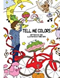Tell Me Colors, D. R. Vines, 1425990274