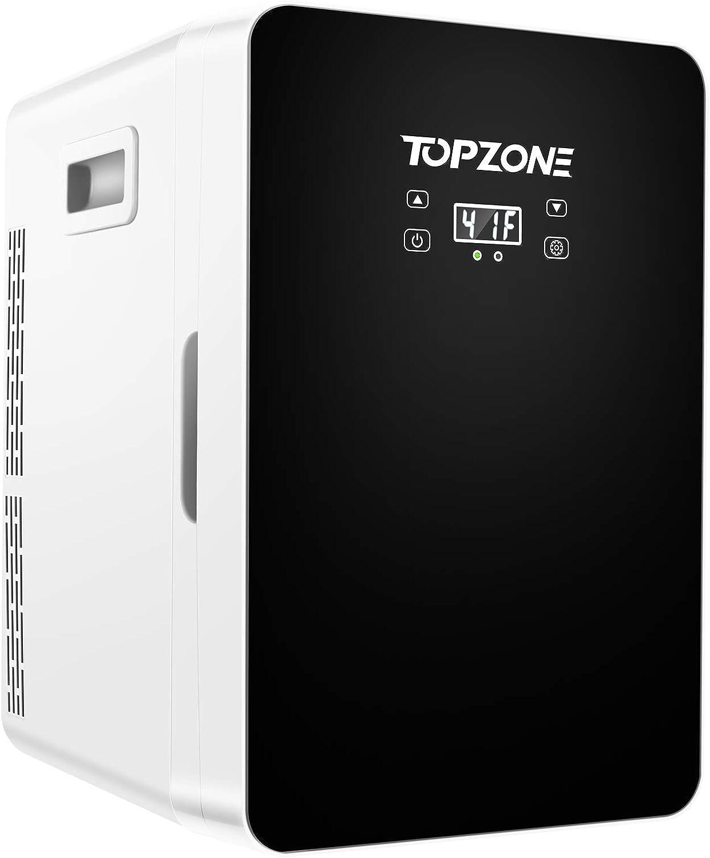 TOPZONE 20 Liter Portable Mini Fridge
