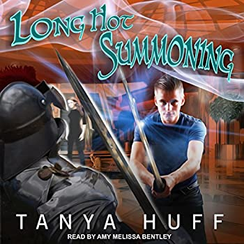Long Hot Summoning by Tanya Huff fantasy book reviews