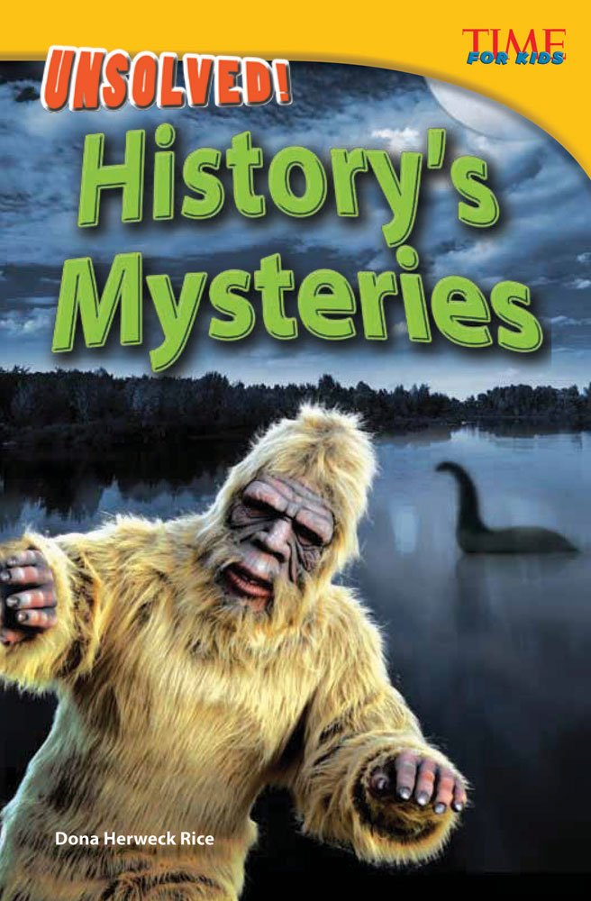 Unsolved! History's Mysteries (library bound) (TIME FOR KIDS® Nonfiction Readers) pdf