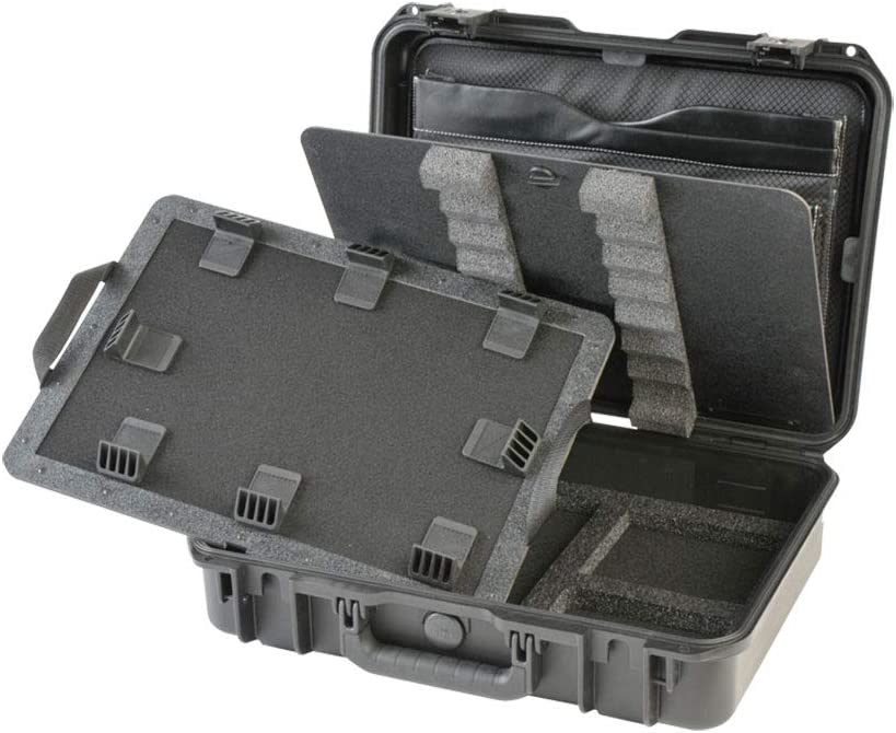 SKB Cases iSeries 1813-5 Waterproof UV Resistant Utility Laptop Case, Black