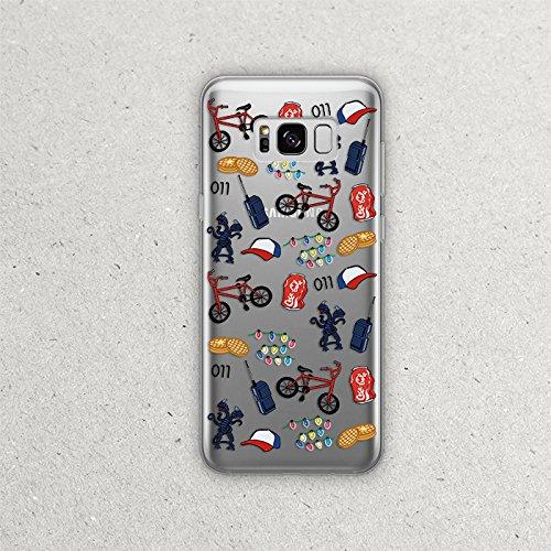 stranger things phone case samsung s6