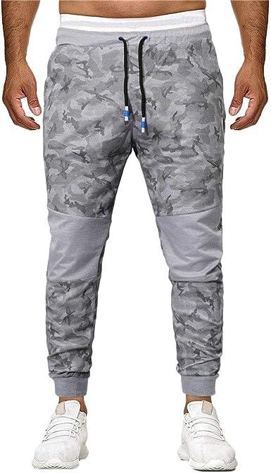 Vpass Pantalones Hombre Chandal De Hombres Camuflaje Impresion Pantalones Ropa Gym Hombre Casuales Jogging Pantalon Trend Largo Pantalones Deportivos Pants Trekking Hombres Amazon Es Ropa Y Accesorios