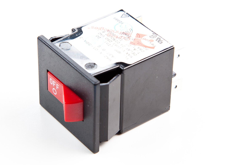 Briggs & Stratton 202030GS 20 AMP Circuit Breaker Replaces 191479DGS/209181GS