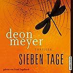 Sieben Tage | Deon Meyer