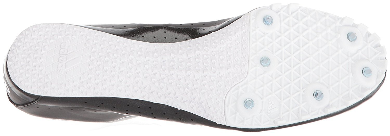 adidas Women's Sprintstar w, core Black/Orange/White, 12 M US by adidas (Image #4)
