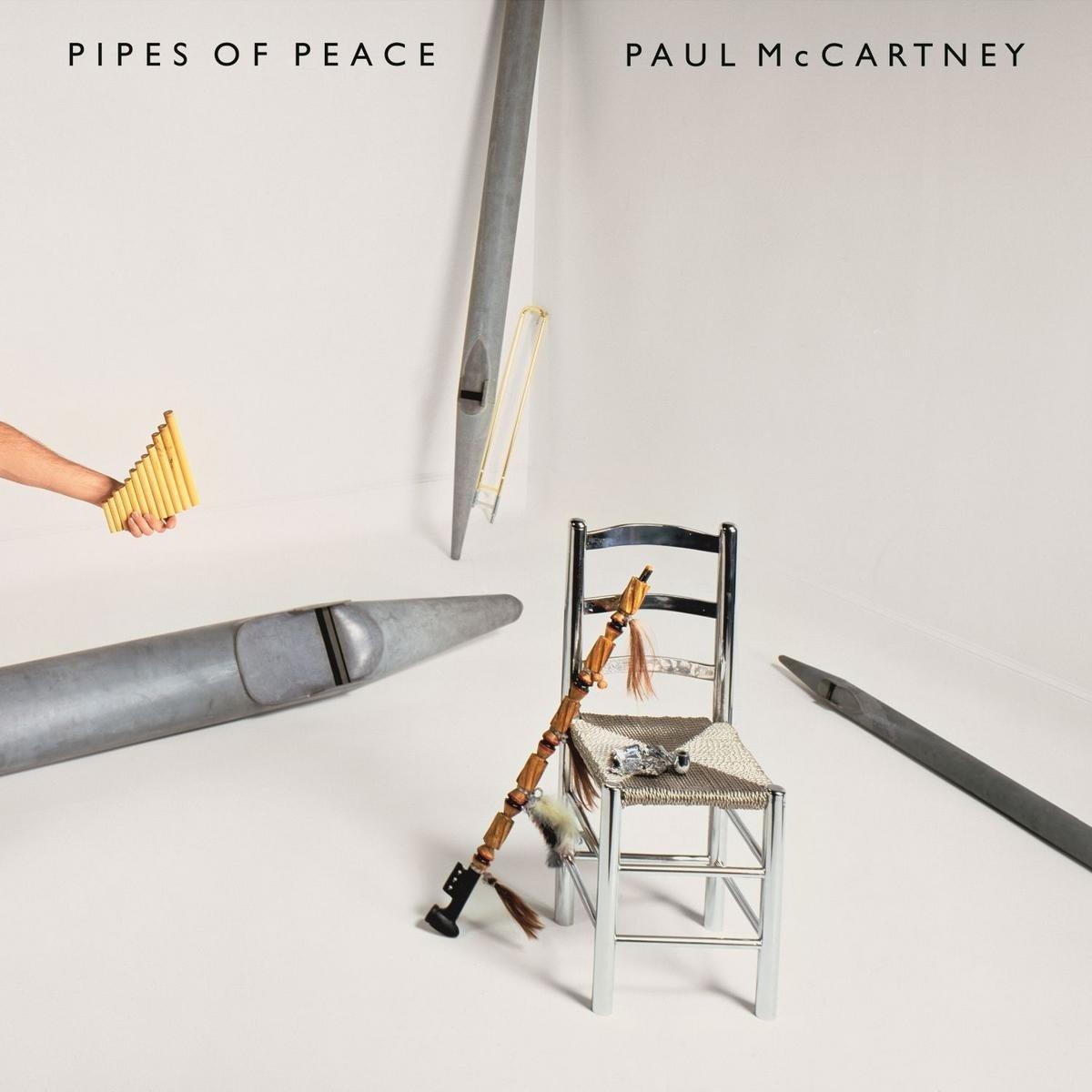 CD : Paul McCartney - Pipes Of Peace