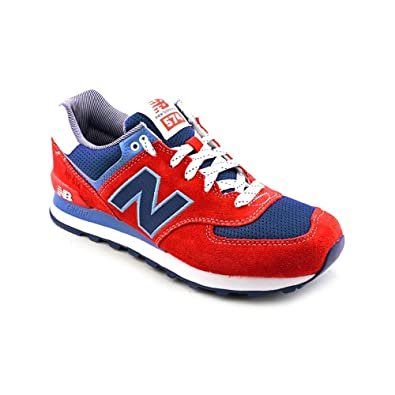 f76a090efa49 New Balance L574 Athletic Sneakers Shoes  Amazon.co.uk  Shoes   Bags