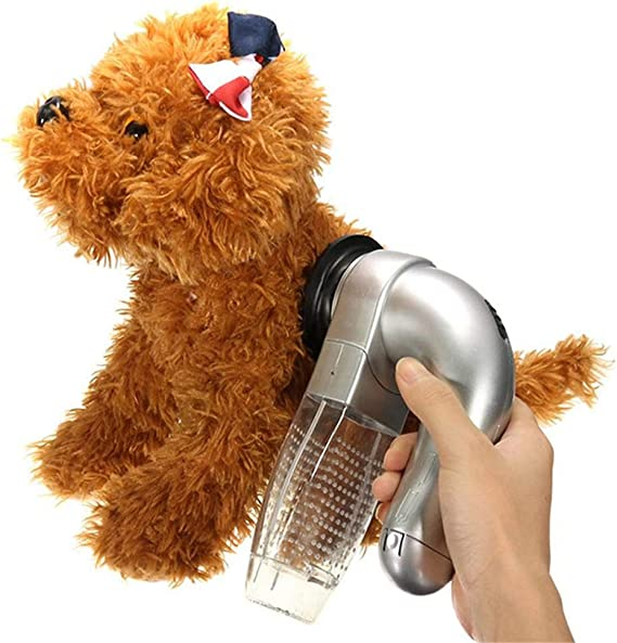 Aspirador Cepillo para mascotas, fácil de Utilizar elimina pelos ...