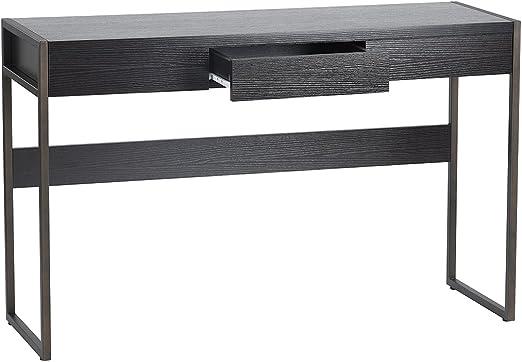 fanilife consola mesa diseño único madera entrada lateral de ...