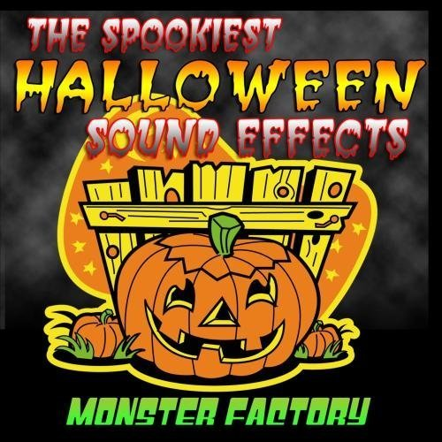 Monster Factory The Spookiest Halloween Sound Effects FLAC-DJYOPMiX