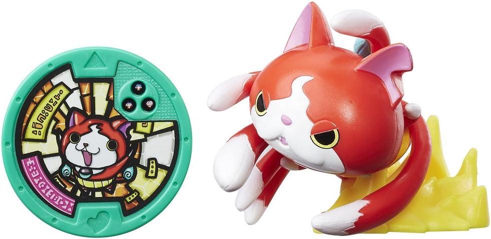 Yokai - Figura con Medalla yo-Motion Jibanyan (Hasbro C0466ES8)