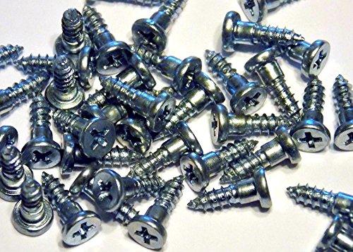 Trim Screws Automotive GM Windshield Molding Clip Screw Studs Rear Window Vinyl Top Qty-25 - Skroutz -