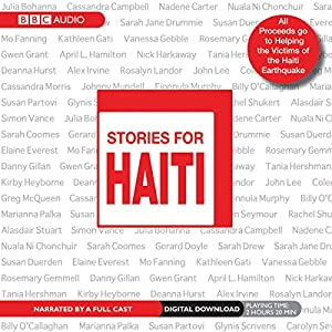 Stories for Haiti Audiobook