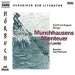 Münchhausens Abenteuer zu Lande | Gottfried August Bürger