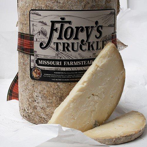 igourmet Flory's Cheddar Truckle (7.5 ounce)
