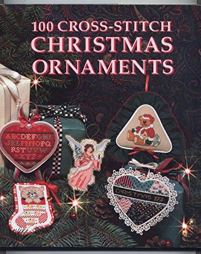 100 Cross-Stitch Christmas (Counted Cross Stitch Book)