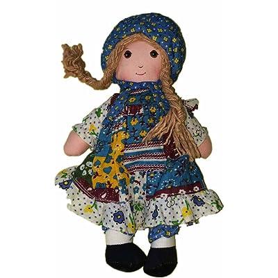 The Original Holly Hobbie Doll: Toys & Games