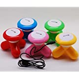 Mini Usb Electric Massager (Assorted Color)model-XY3199