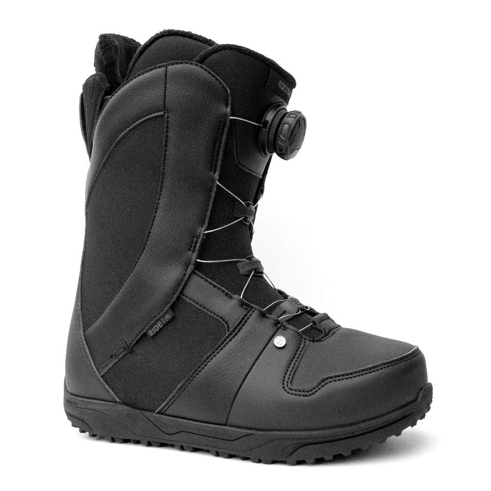 Ride Sage Snowboard Boots 2019 Womens Black 9 by Ride