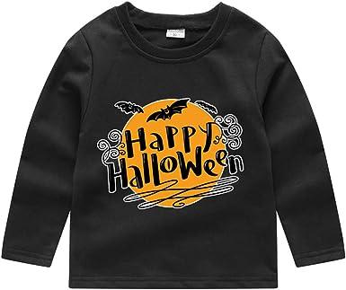 Baby Clothes Halloween Shirt Halloween Shirt Girls Cute Kids Clothes