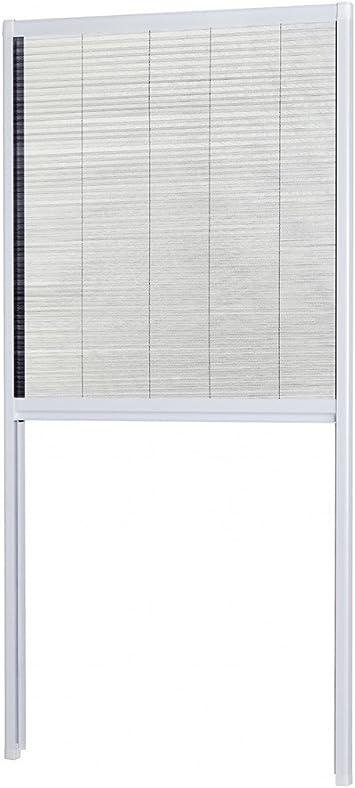 empasa Fliegengitter Insektenschutz Dachfenster Plissee Sonnenschutz MASTER DUO Alu Alurahmen als Selbstbausatz oder Zuschnitt auf Ma/ß