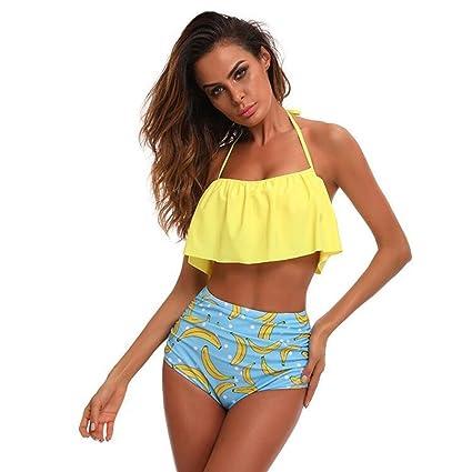 Amazon.com: Hot Sale. Plus Size Swimwear. Sexy push-up ...
